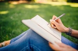 Schreiben Zeit